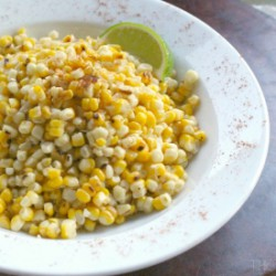 Corn Salad with Chili-Lime Dressing