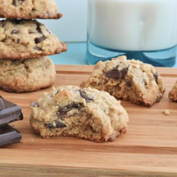 Dark Chocolate Peanut Butter Cookie
