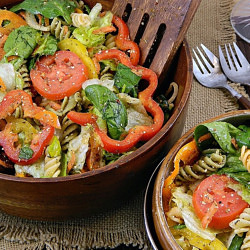 Easy Italian Summer Salad