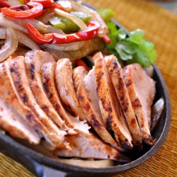 Fajita Chicken the Right Way.