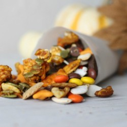 Fall Party Mix with Salted Caramel