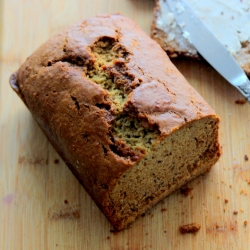 Fruit Puree Bread Recipe