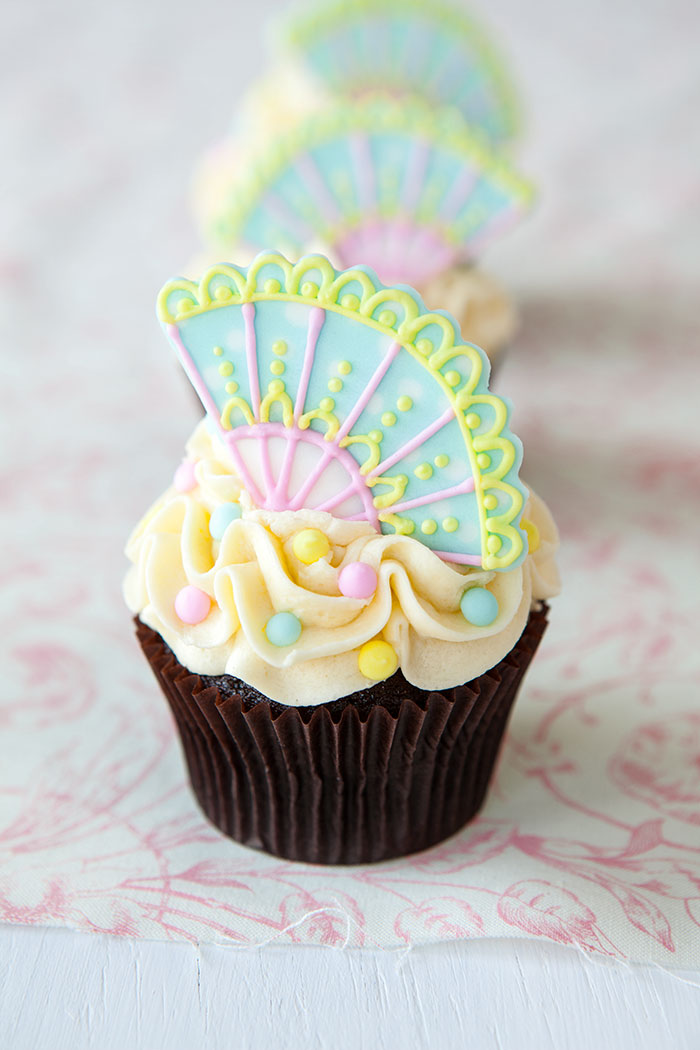 I'M YOUR BIGGEST FAN CUPCAKE TOPPER