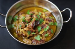 Lamb and Date Tagine