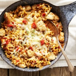 One-Pot Chicken Pasta