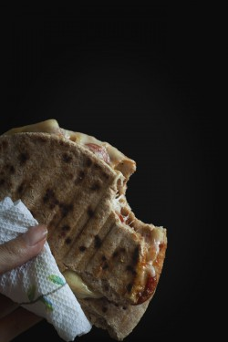 Piadina Grilled Cheese
