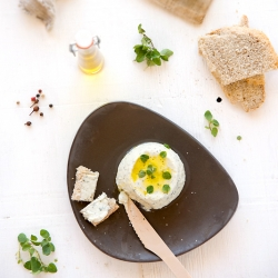 Ricotta with Fresh Herbs