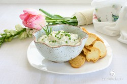 Vegan Yogurt Herb Dip