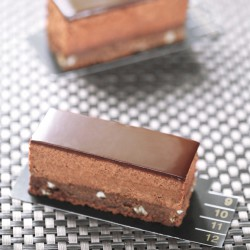 Chocolate Chestnut Bars