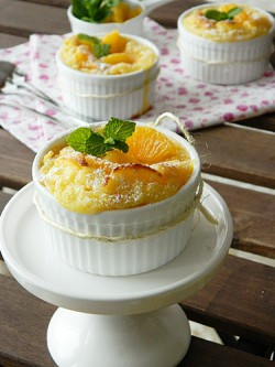 Clementine Clafoutis