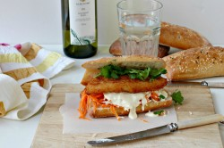 Fishwiches with Coconut Mayo
