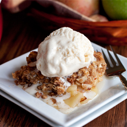 Perfect Apple Crisp