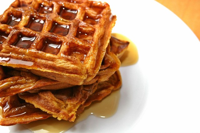 Pumpkin Waffles recipes - Social Cooking Engine