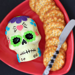 Day of the Dead Appetizer