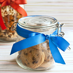 Edible gift packaging ideas