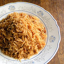 Parsi Caramelized Brown Rice