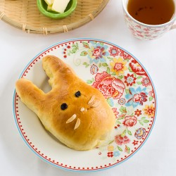 Brioche Easter Bunnies