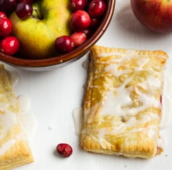 Cranberry Apple Pastries