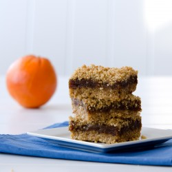 Gluten-Free Holiday Date Bars