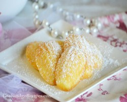 Lemon Madeleines Recipe