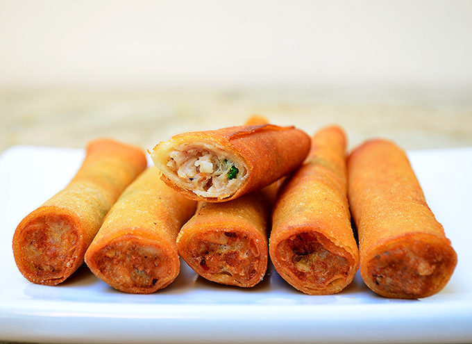 Lumpia Shanghai Recipe — Dishmaps
