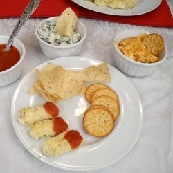 Three Great Appetizers