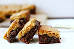 Black-Bottom Cookie Bars