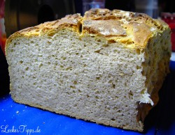 Farmer crust German wheat Mischbrot