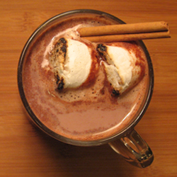 Homemade Spicy Hot Cocoa