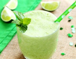 Minty Limeade Smoothie