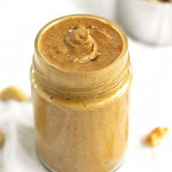 Cashew Cookie Butter