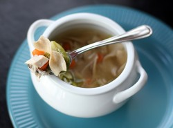Chicken Soup 20 Minute Recipe