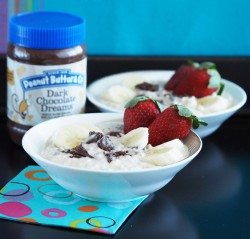 Dark Chocolate Dreams Overnight Oat