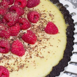 Dirty Little (Lemon) Tart