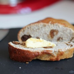 Fig Bread – A Yeast-free Version