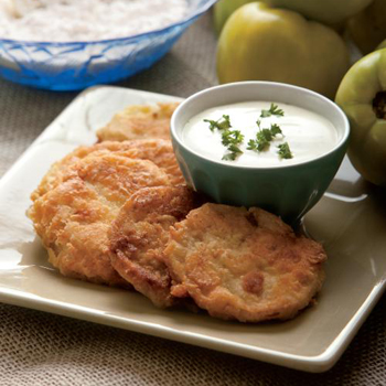 Fried Green Tomatoes (Flour)
