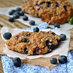 Fruited Breakfast Cookies