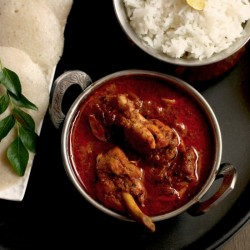 KERALA STYLE CHICKEN CURRY – Chicken