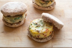 Sausage and Egg Breakfast Muffins