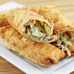 Simple Egg Roll Recipe