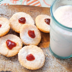 Angel Delight Shortbread