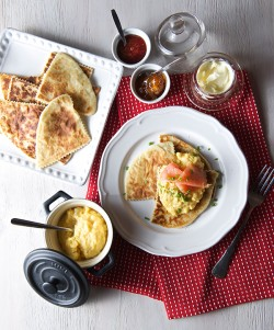 Betsy's Scottish Potato Scones