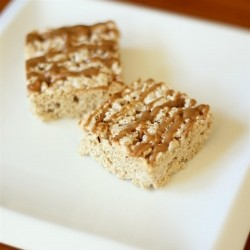 Biscoff Krispie Treats