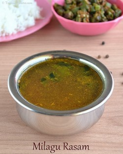 Black pepper Rasam