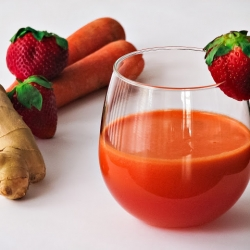 Carrot Ginger Juice Recipe