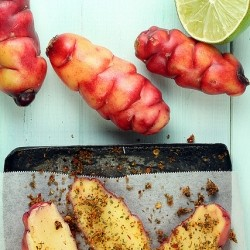 Chilli and Lime Yam Wedges