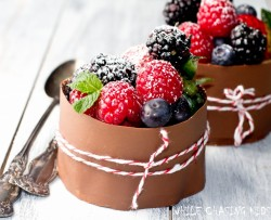 Chocolate Berry Cake Recipe