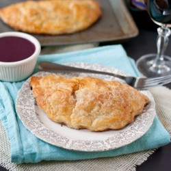 Cornish Beef Burgundy Pasties