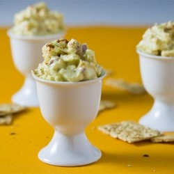 Devilish Egg Salad