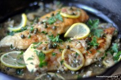 Easy Weeknight Chicken Picatta
